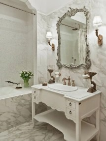 Vintage Bathroom Design Idea