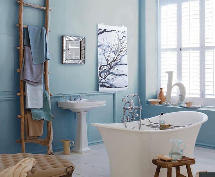 Interior Trends 2017: Vintage Bathroom