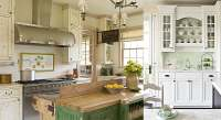 Modern kitchens 2018: Cottage style kitchen ideas and features