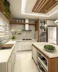 kitchen kitchens modern interior decor cottage