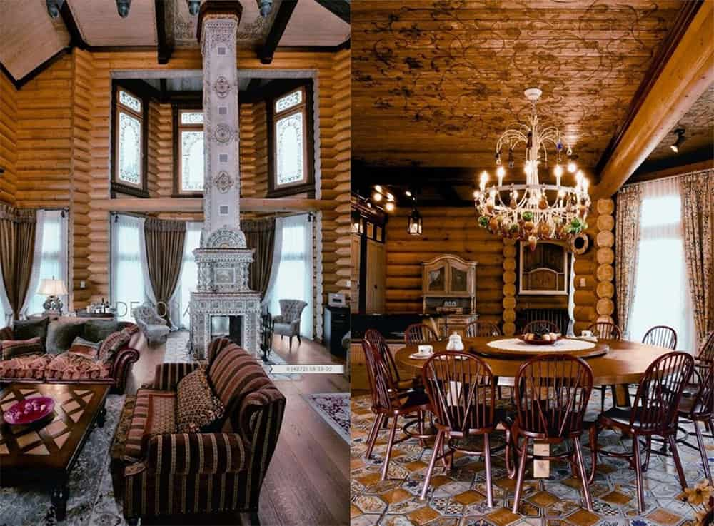 Best interior design: Country interiors and country