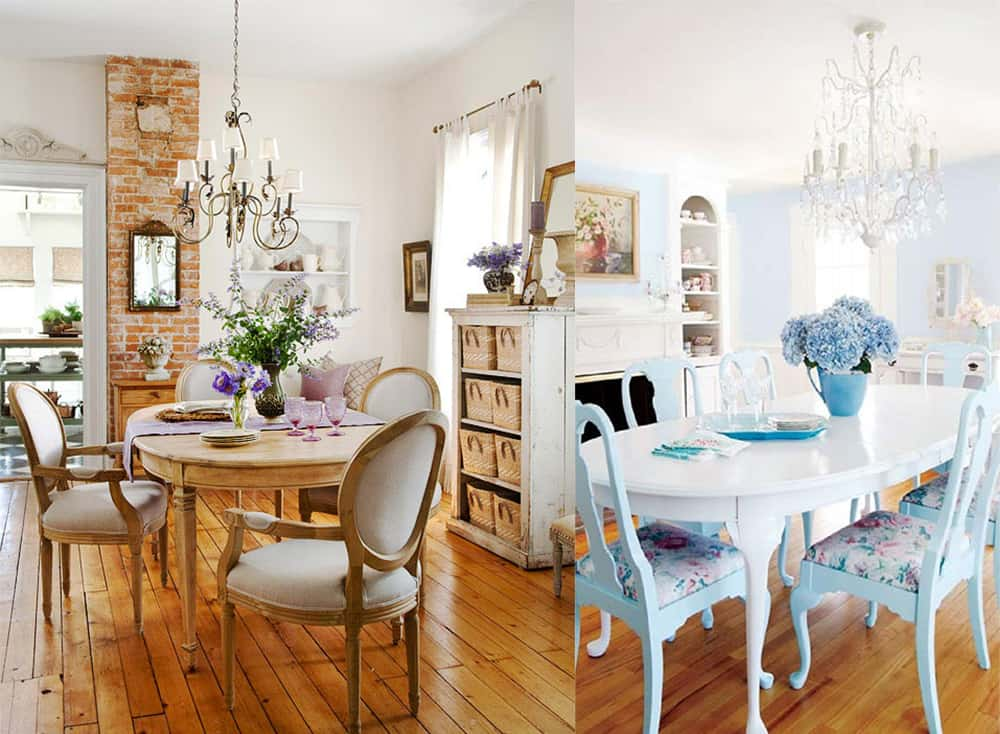 Vintage dining room: Dining room decor photos, tips and