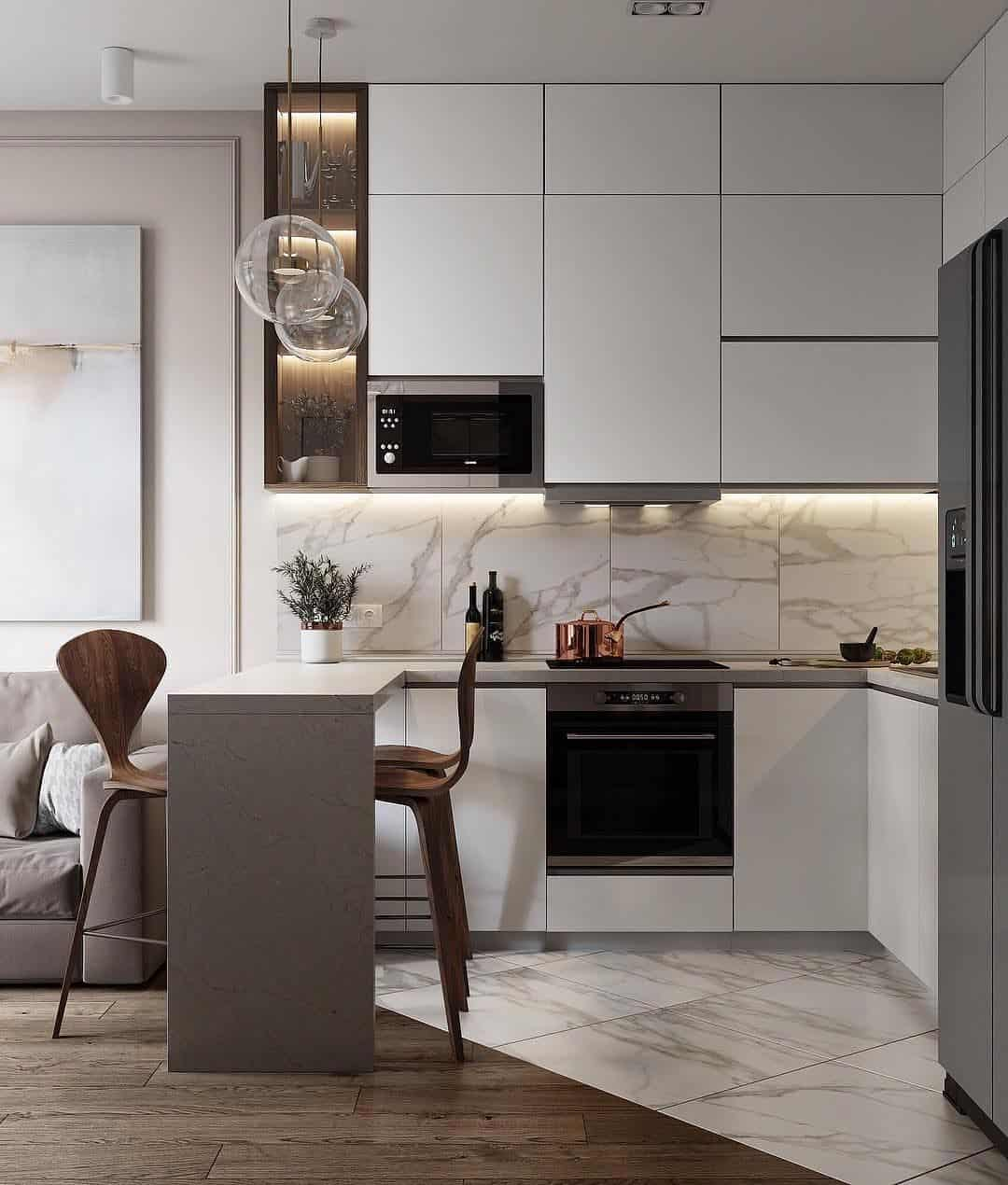 Kitchen Design 2021 l Top 15 Useful Tips for Your Interior
