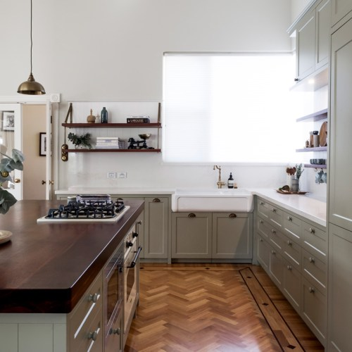 staple-design-rachael-pearse-house-nerd-shaker-kitchen-renovation-subiaco-green-kitchen-reno-traditional-herringbone-parquetry-floors-custom-made-cabinetry-perth