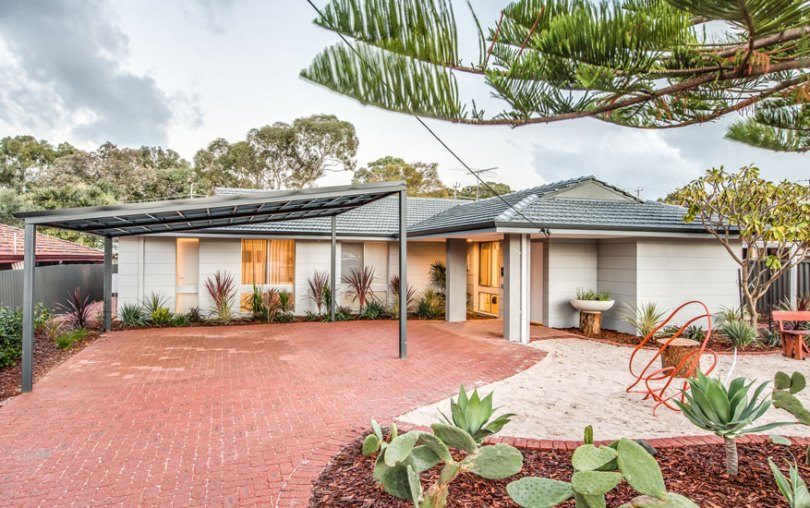 How to clad over a double brick house house nerd for 70s house exterior makeover australia