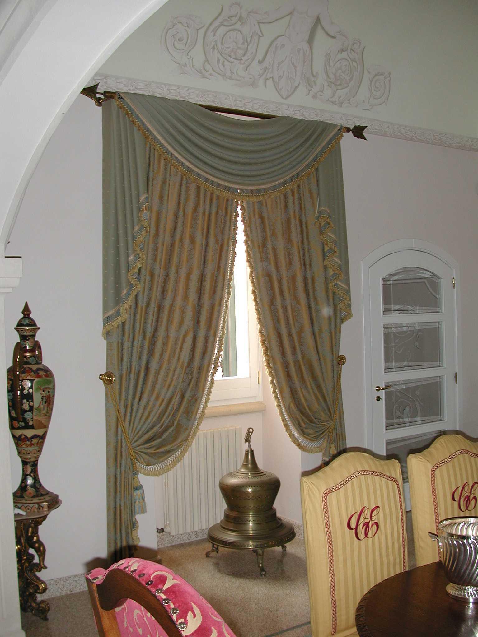 Tende classiche  House