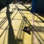 上池袋集合住宅12<フレーミング工事・土台>/上池袋木造公寓・木制基礎