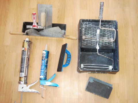 House Painting Tools And Equipment 45degreesdesign