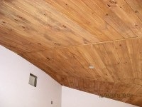 Wood Plank Ceiling sled plans