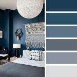 40 Inspiring Bedroom Colour Ideas (40)