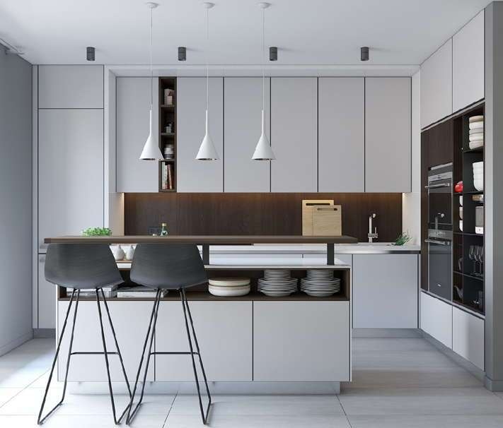 60 Beautiful Kitchen Designs For Your Home (43)