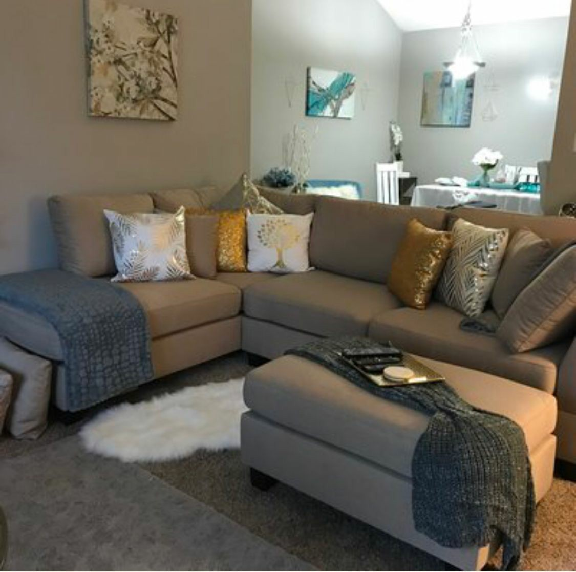70 Living Room Decorating Ideas and Designs for Your Home (3)