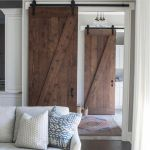 70 Rustic Home Decor Ideas for Doors and Windows (55)