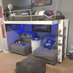 45 Cool Boys Bedroom Ideas to Try at Home (10)
