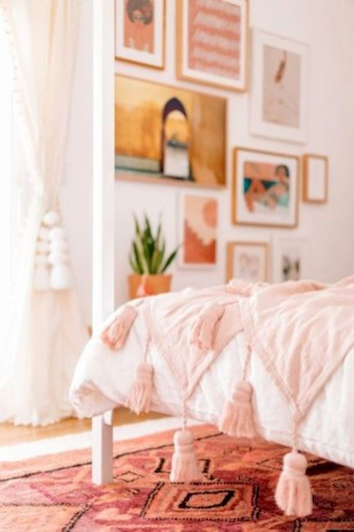 45 Cute Pink Bedroom Design Ideas (2)