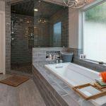 60 Stunning Farmhouse Bathroom Decor and Design Ideas (23)