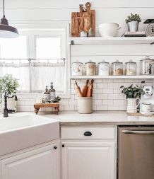 30 Awesome Wall Decoration Ideas for Kitchen (35)