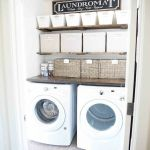 40 Cozy Laundry Room Design and Decor Ideas for Your Home (18)