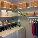 40 Cozy Laundry Room Design and Decor Ideas for Your Home (26)
