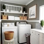 40 Cozy Laundry Room Design and Decor Ideas for Your Home (5)