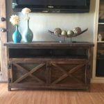 50 Awesome Pallet Furniture TV Stand Ideas for Your Room Home (11)
