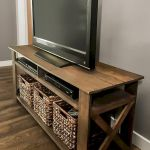50 Awesome Pallet Furniture TV Stand Ideas for Your Room Home (39)