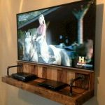 50 Awesome Pallet Furniture TV Stand Ideas for Your Room Home (45)