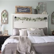50 Awesome Wall Decor Ideas for bedroom (48)
