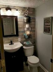 50 Awesome Wall Decoration Ideas for Bathroom (49)