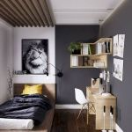 45 Awesome Small Apartment Bedroom Design and Decor Ideas (6)