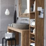 50 Brilliant Storage Design Ideas for Small Bathroom To Make It Look Spacious (5)
