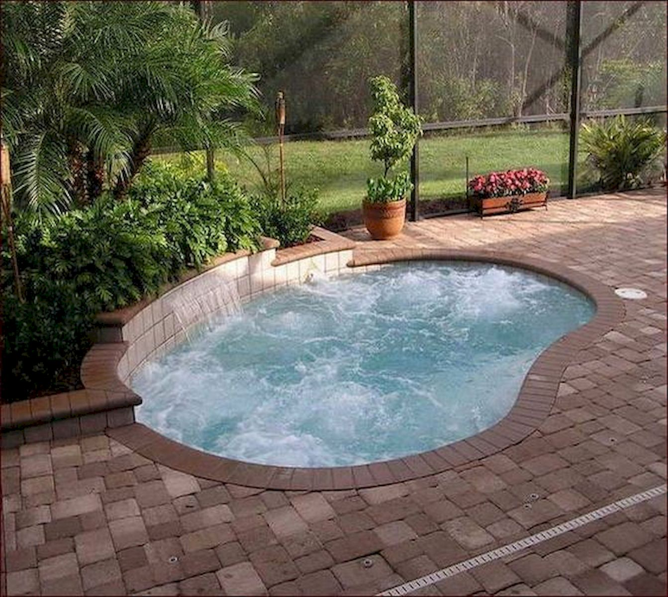 50 Gorgeous Small Swimming Pool Ideas for Small Backyard ...