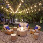55 Awesome Backyard Fire Pit Ideas For Comfortable Relax (13)