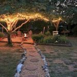 55 Awesome Backyard Fire Pit Ideas For Comfortable Relax (22)