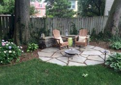 55 Beautiful Backyard Patio Ideas On A Budget (27)