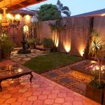 60 Awesome Backyard Privacy Design and Decor Ideas (59)