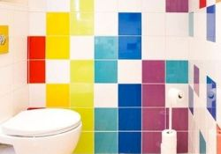 65 Gorgeous Colorful Bathroom Design and Remodel Ideas (1)