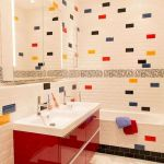 65 Gorgeous Colorful Bathroom Design And Remodel Ideas (3)