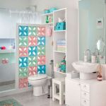 65 Gorgeous Colorful Bathroom Design And Remodel Ideas (31)