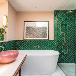 65 Gorgeous Colorful Bathroom Design And Remodel Ideas (9)