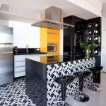 90 Amazing Kitchen Remodel and Decor Ideas With Colorful Design (26)