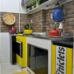 90 Amazing Kitchen Remodel and Decor Ideas With Colorful Design (45)