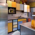 90 Amazing Kitchen Remodel and Decor Ideas With Colorful Design (67)