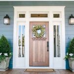 90 Awesome Front Door Colors and Design Ideas (28)