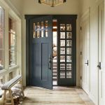 90 Awesome Front Door Colors and Design Ideas (70)