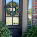 90 Awesome Front Door Colors and Design Ideas (84)