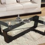 40 Awesome Modern Glass Coffee Table Design Ideas For Your Living Room (21)