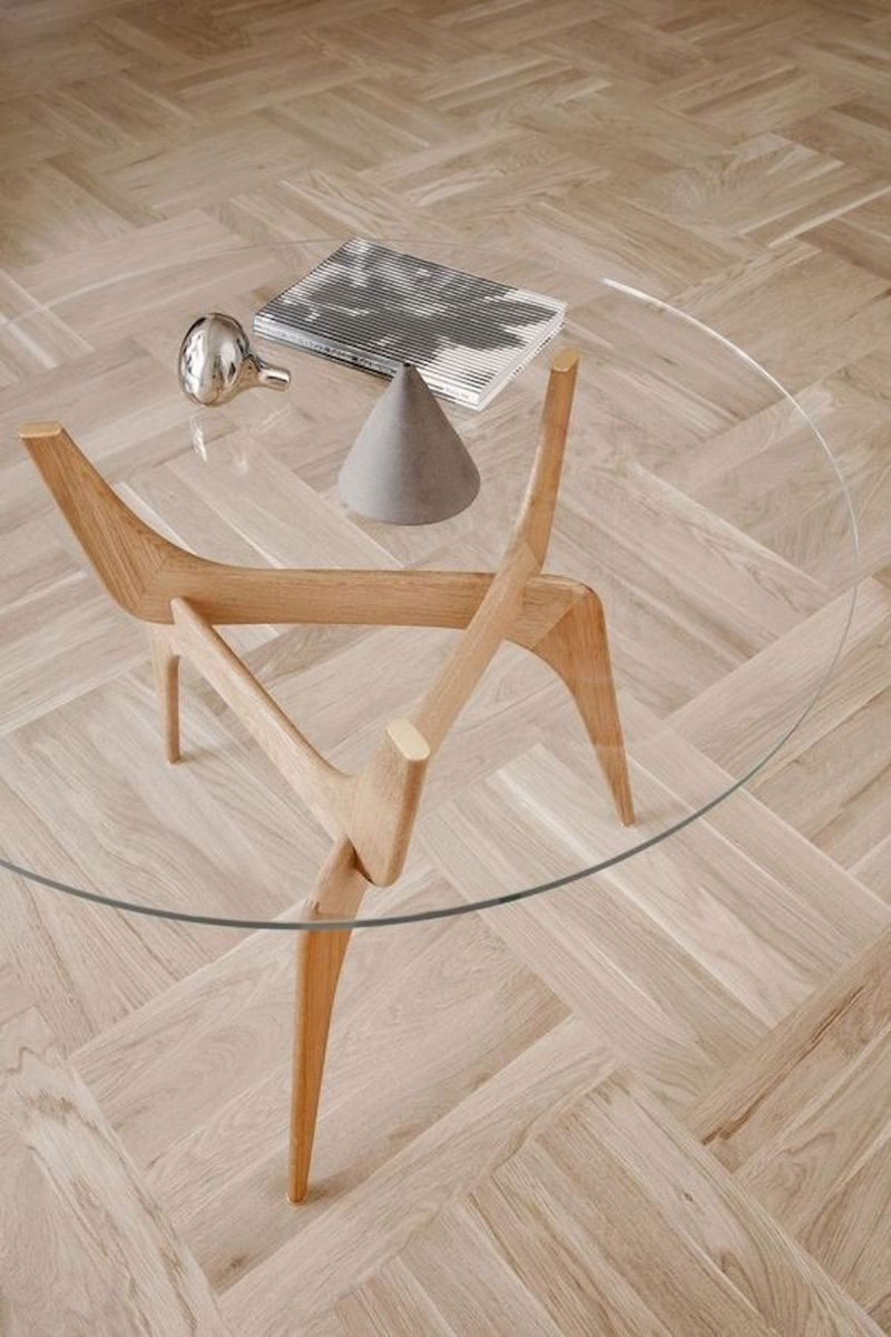 40 Awesome Modern Glass Coffee Table Design Ideas For Your Living Room (25)