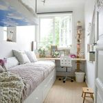 40 Cute Small Bedroom Design and Decor Ideas for Teenage Girl (30)