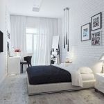 44 Awesome White Master Bedroom Design and Decor Ideas For Any Home Design (29)